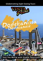 Dodecanese Islands - Travel Video - DVD.