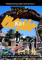 Kos Island - Travel Video - DVD.