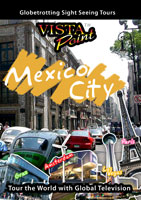 Mexico City - Travel Video.