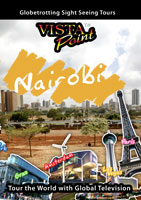 Nairobi - Travel Video - DVD.