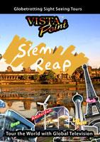 Siem Reap Angkor, Cambodia - Travel Video - DVD.