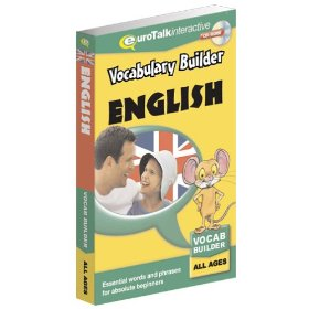 English Vocabulary Builder CD ROM Language Course.