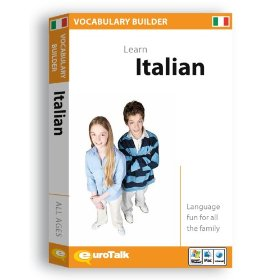 Italian Vocabulary Builder CD ROM Language Course.