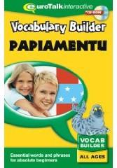 Papiamento Vocabulary Builder CD ROM Language Course.
