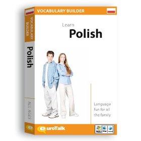 Polish Vocabulary Builder CD ROM Language Course.
