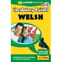 Welsh Vocabulary Builder CD ROM Language Course.