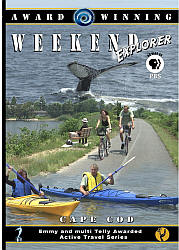 Cape Cod, Massachusetts - Travel Video - DVD.