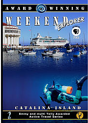 Catalina Island, California - Travel Video - DVD.