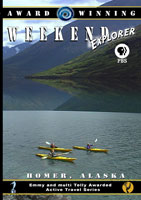Homer, Alaska - Travel Video - DVD.