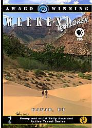 Kanab, Utah - Travel Video - DVD.