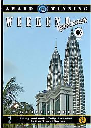 Kuala Lumpur, Malaysia - Travel Video - DVD.