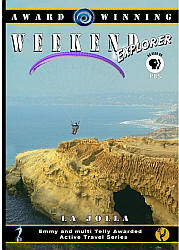 La Jolla, California - Travel Video - DVD.