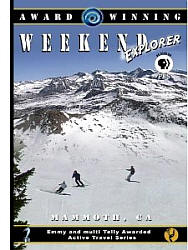 Mammoth, California - Travel Video - DVD.