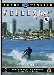 San Diego, California - Travel Video - DVD.