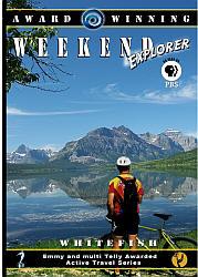 Whitefish, Montana - Travel Video - DVD.