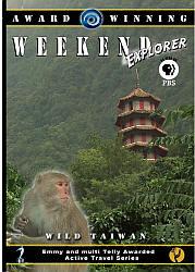 Wild Taiwan - Travel Video - DVD.