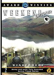 Windermere, England - Travel Video - DVD.