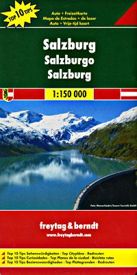 Salzburg Region and Upper Bavaria.