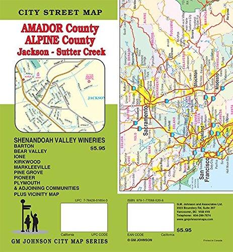 Amador County, California, America.