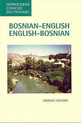 Bosnian-English, English Bosnian Language, Concise Dictionary.