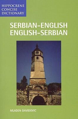 Serbian-English, English-Serbian, Concise Dictionary.