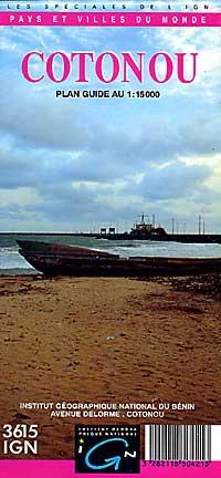Cotonou, Benin.