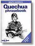 Quechua Phrasebook.