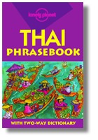 Thai Language Phrasebook.