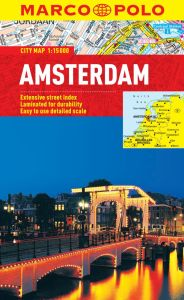 Amsterdam, Netherland. Marco Polo edition.