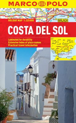 Costa Del Sol Region. Marco Polo edition.