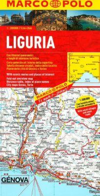 Liguria Region. Marco Polo edition.