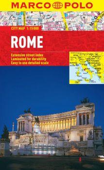 ROME, Lazio, Italy. Marco Polo edition.